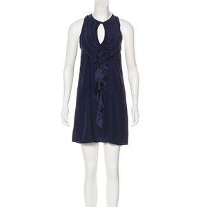 Parker Silk Mini Dress